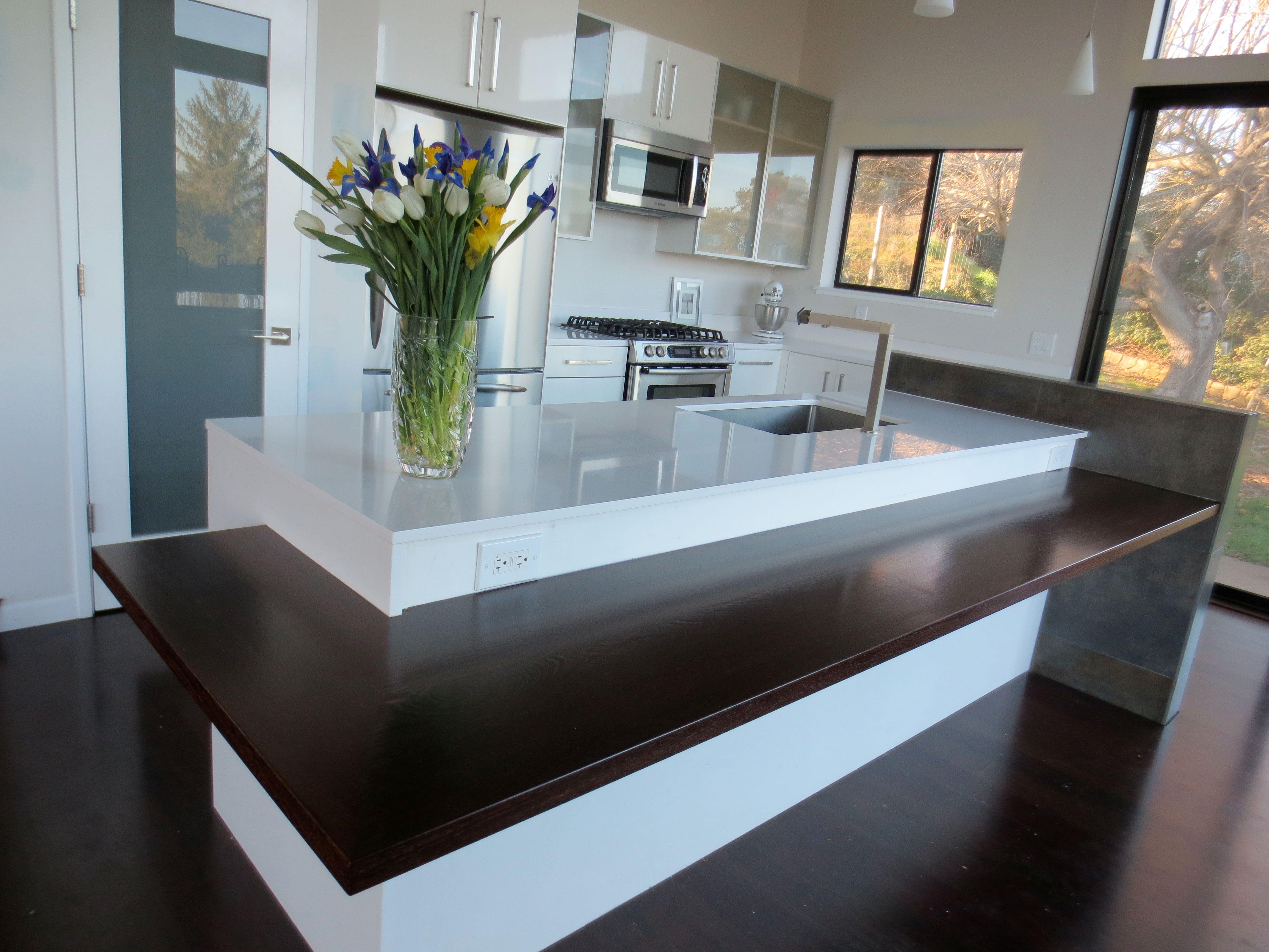DeVos Custom Woodworking - Wenge Wood Countertop Photo Gallery ...