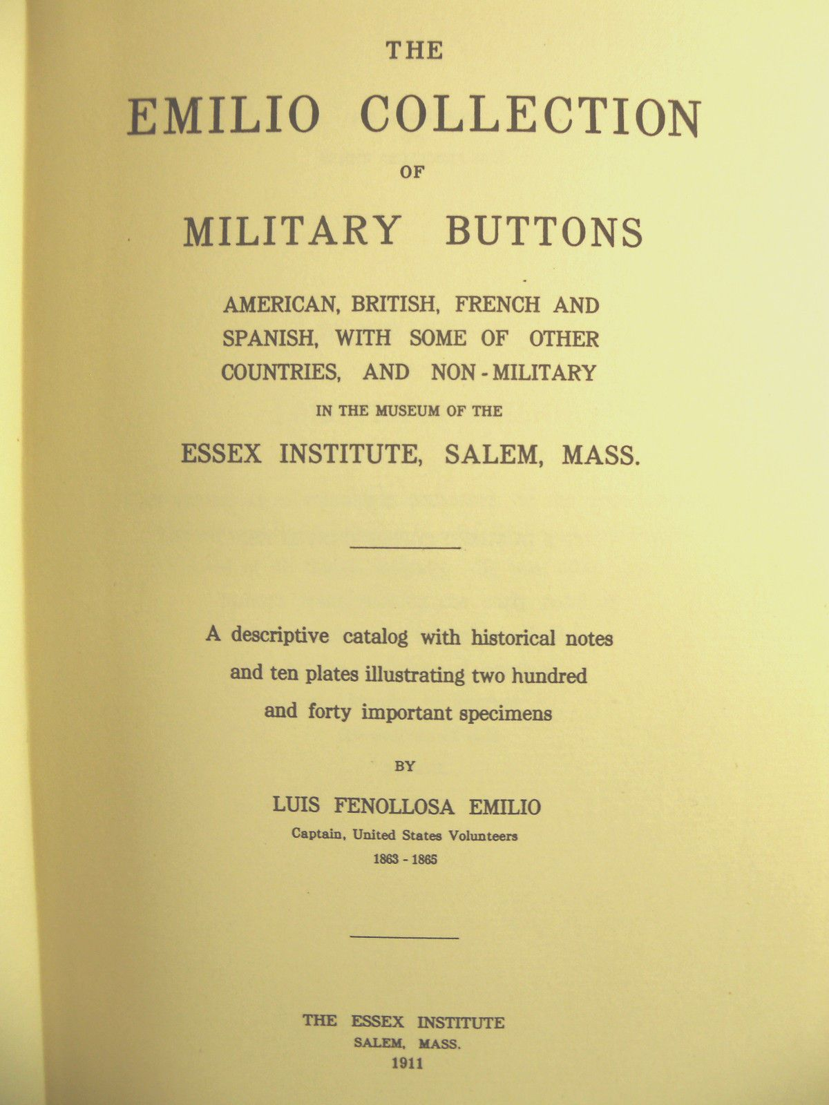 Militaria Dictionary and Beginner's Guide