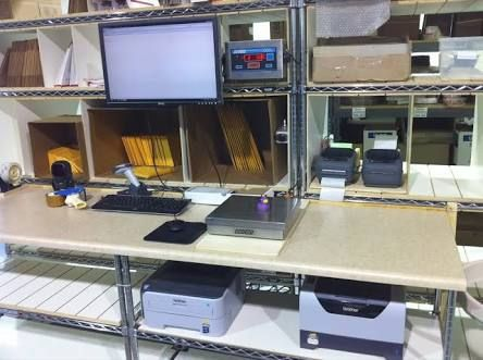 Image Result For Warehouse Packing Station Packing Station