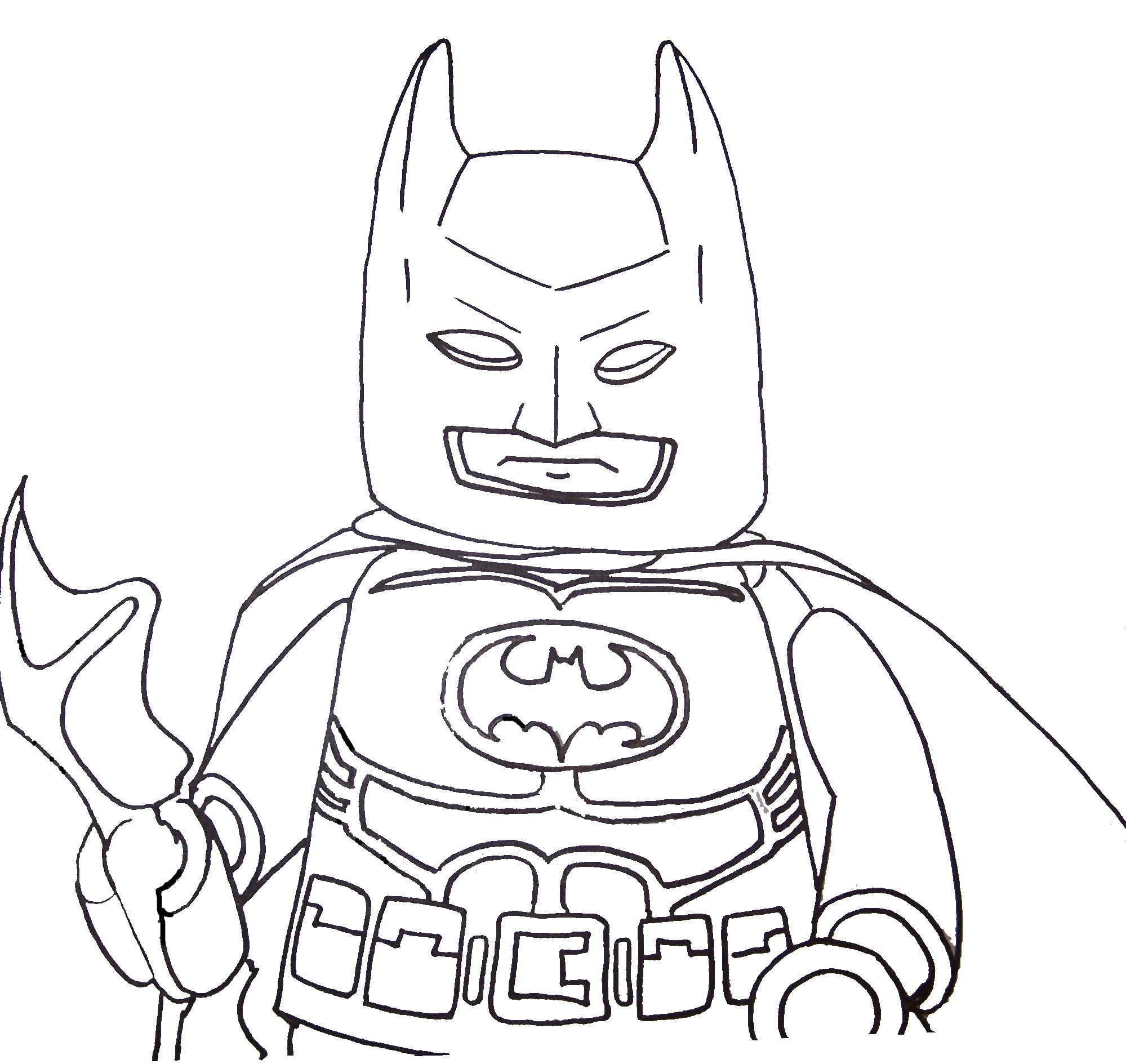 Printable coloring pages batman - Fun Free Printable Coloring Pages For Boys And Girls Printable Coloringpages