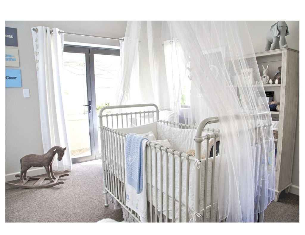 Classic Baby Boy Nursery | White Nursery | Baby boy nurseries, Boy