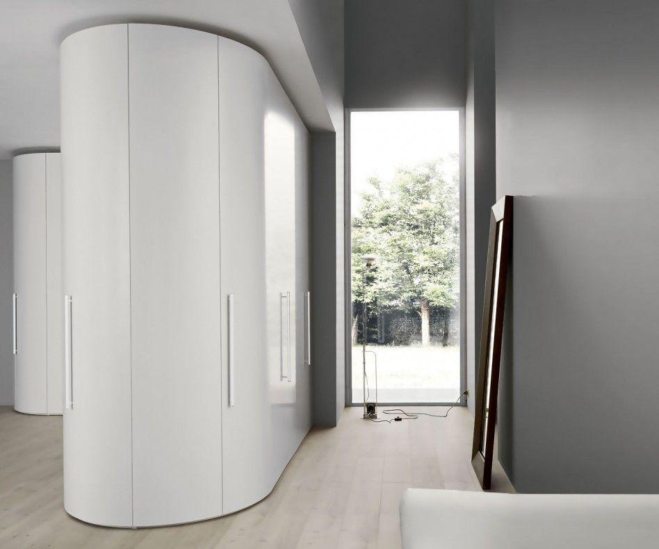 Novamobili Eckschrank Alfa Curvo Bedrooms