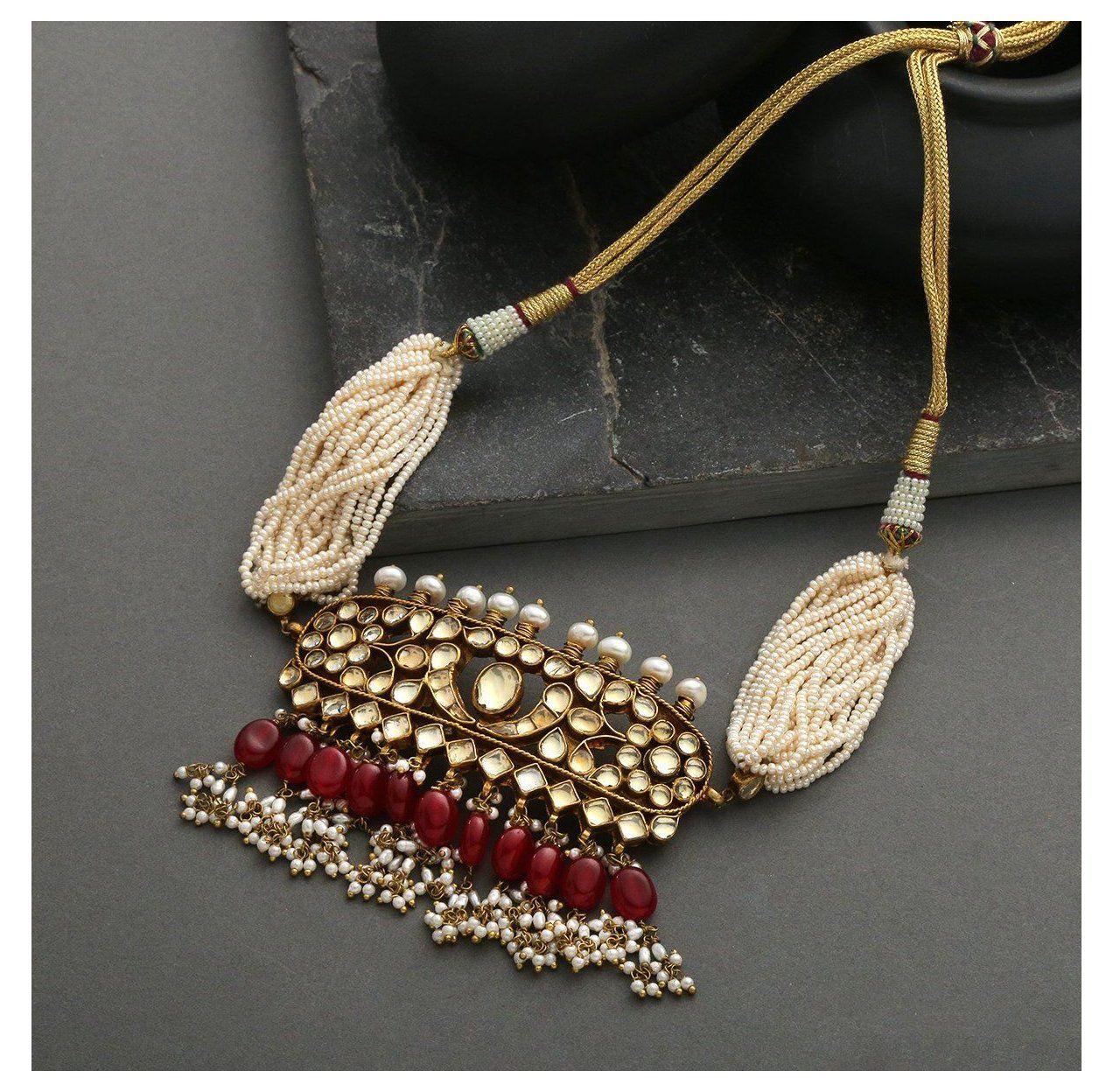 jadau jewellery antique indian jewelry