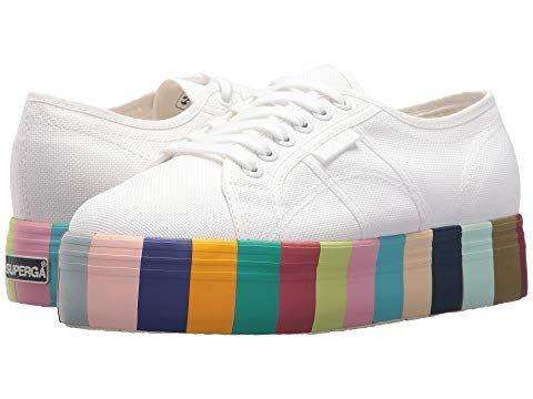 9d16a5d9b170 Superga Platform Sneakers