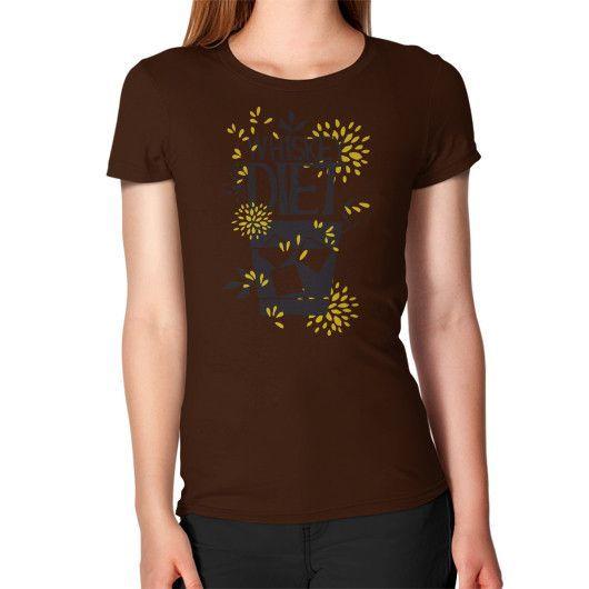Women's T-Shirt - Whiskey Diet