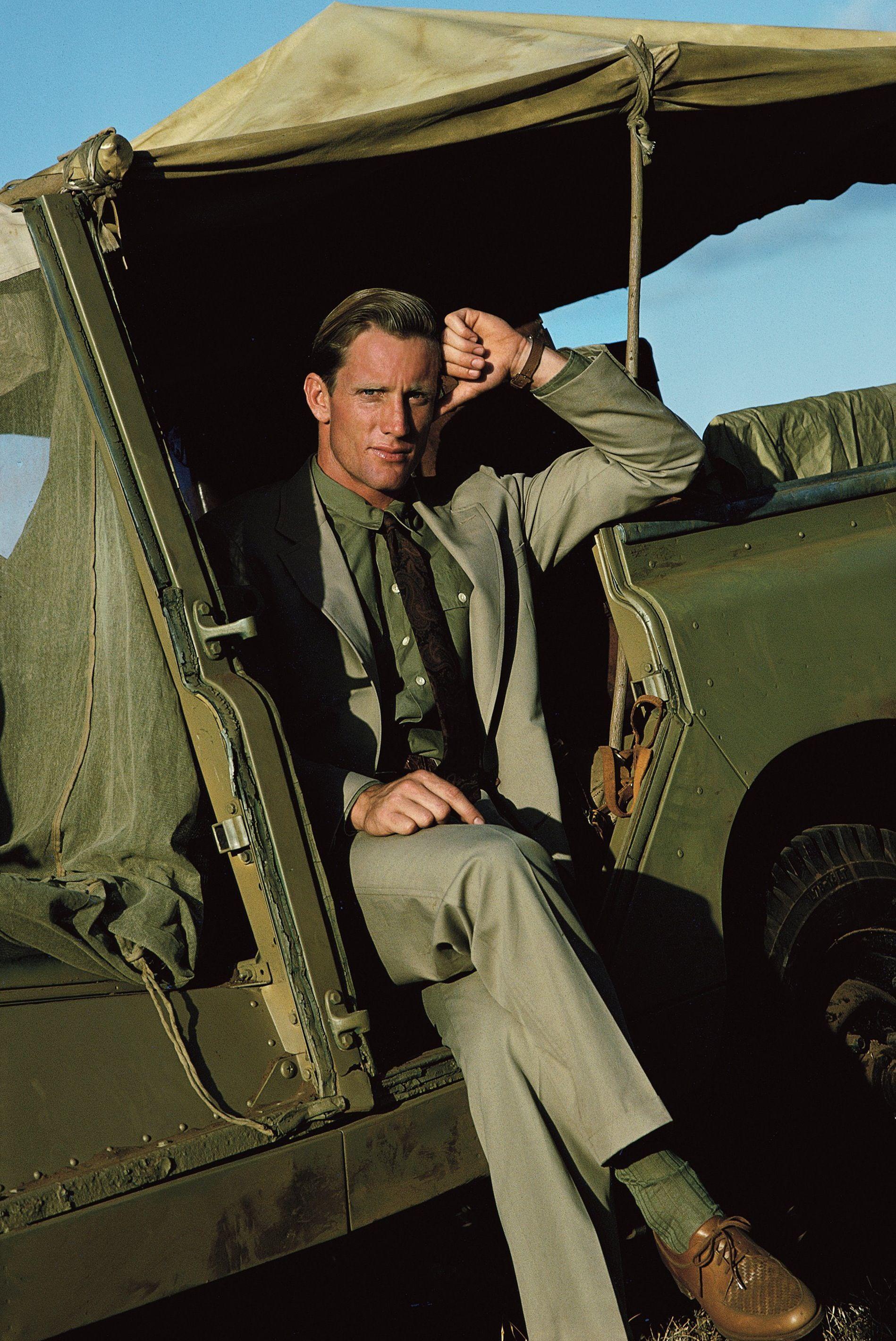 Kane, Polo RL Safari, 1984