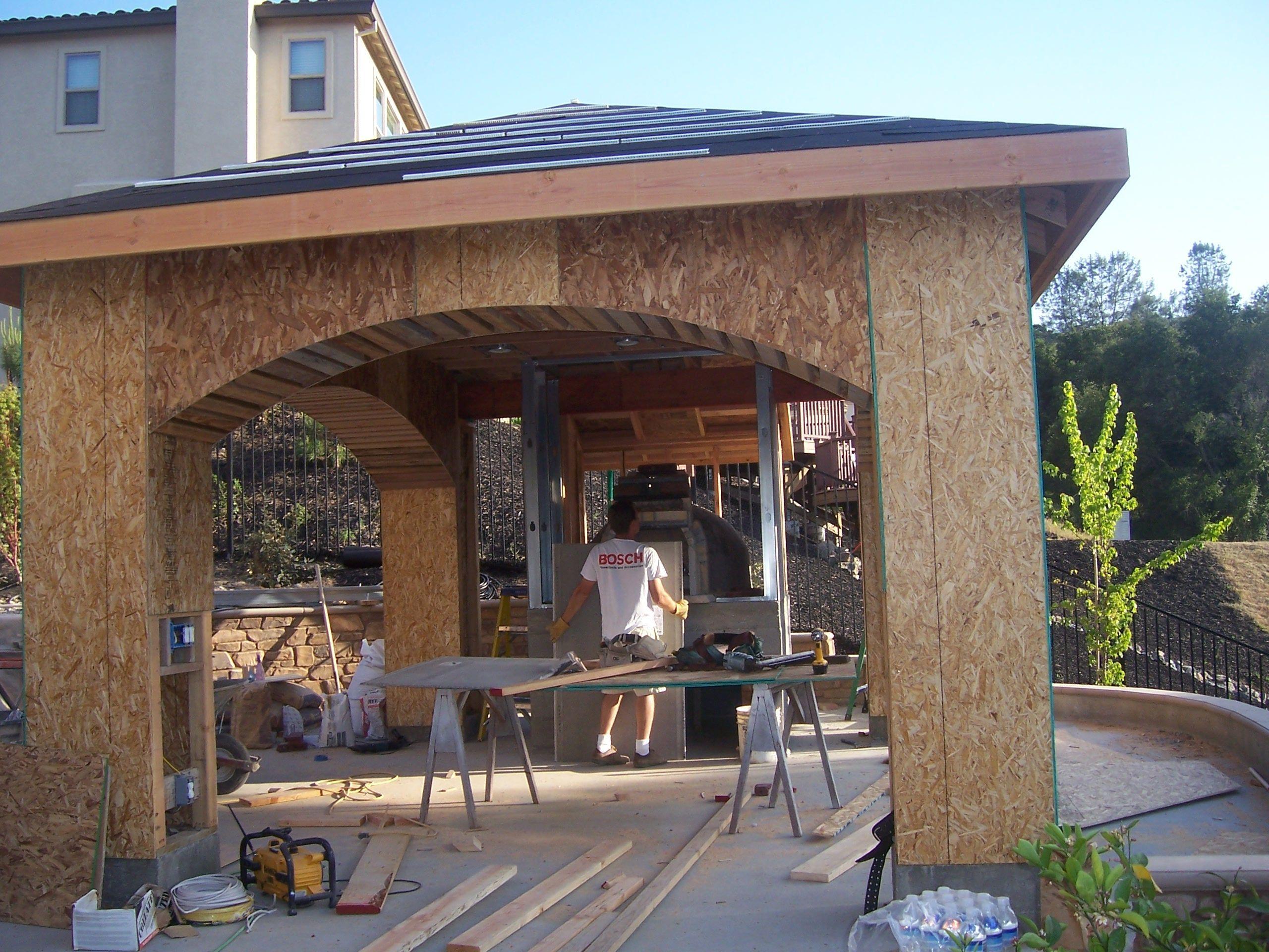 fabulous outdoor kitchens | outdoor kitchen - forno bravo forum: the