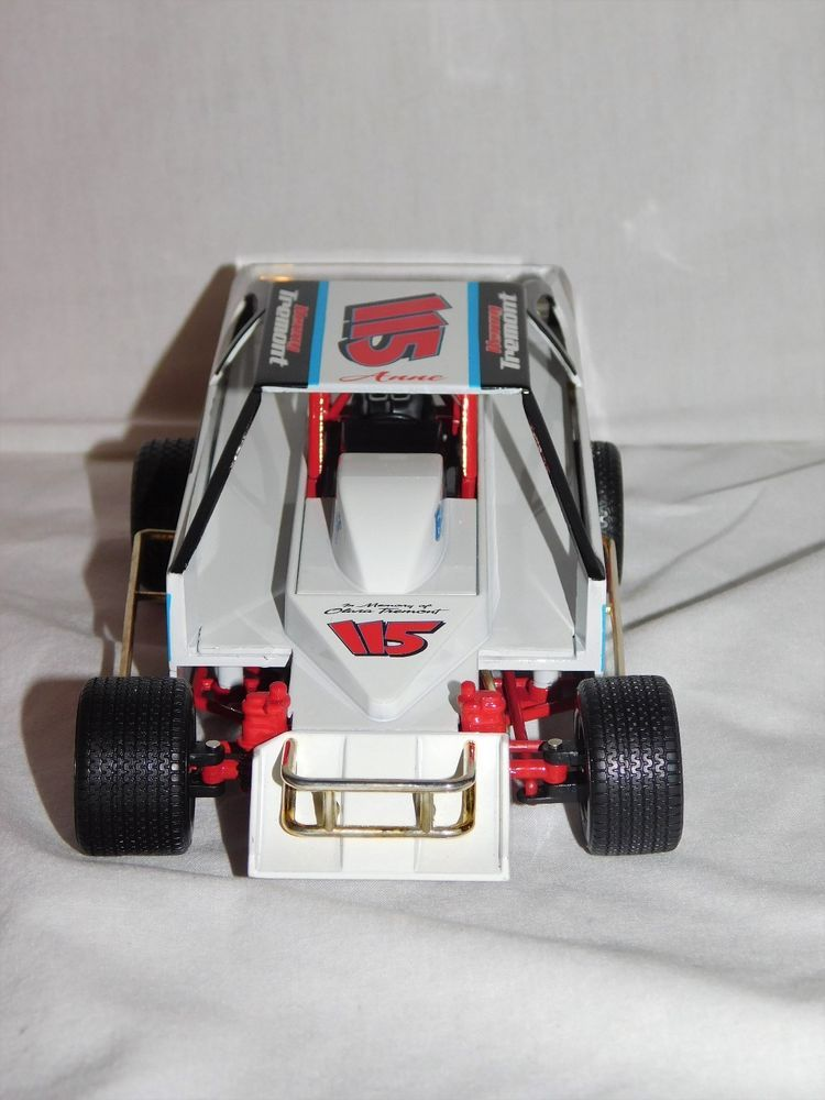 Kenny Tremont Car #115 Issue #11 NUTMEG COLLECTIBLES 1/25 Dirt