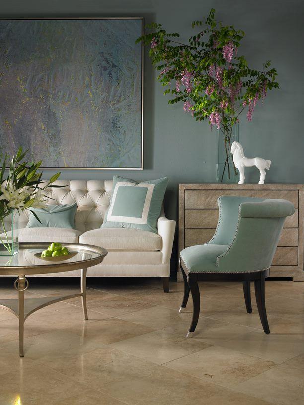 Chaddock Furniture. Feminine Finesse.  Luxury furniture design