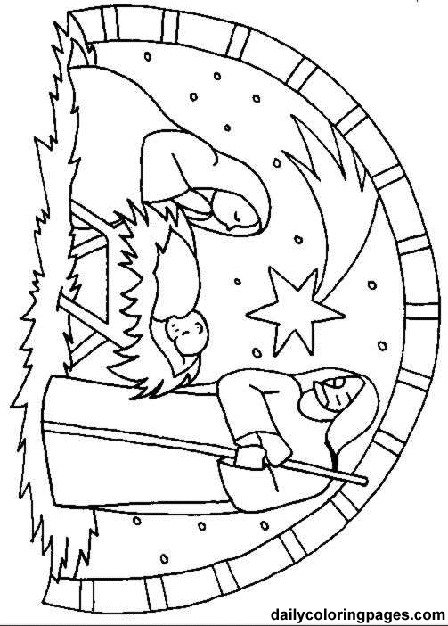 httpdailycoloringpagescomimagesnativity scene bible coloring sheets 03png bible coloring pages pinterest coloring sunday school and christmas - Christmas Nativity Coloring Pages