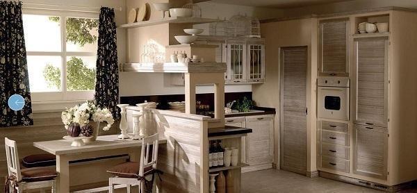 Cucina in muratura moderna: Zappalorto, Terre di Toscana Bronzo ...