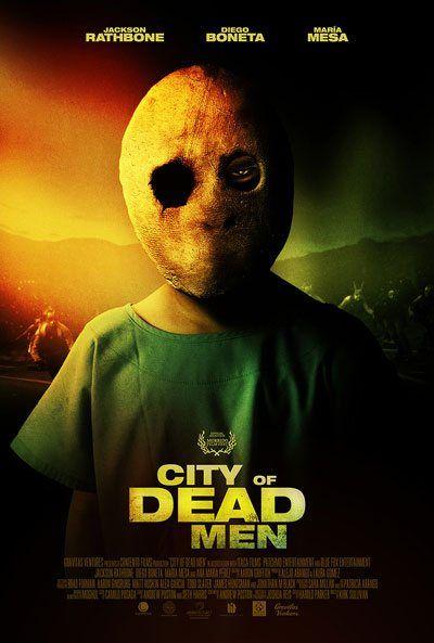 City Of Dead Men Trailer With Diego Boneta Jackson Rathbone Dead Man Man Movies Psychological Horror