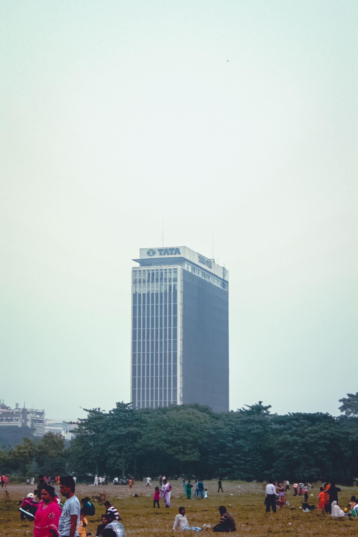 TATA Building (Maidan) | Kolkata | Oh Kolkata! | Building, Seattle