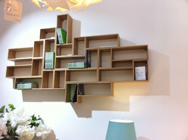 Lecco cd / boekenrek combinatie Habitat | Office Decor | Pinterest