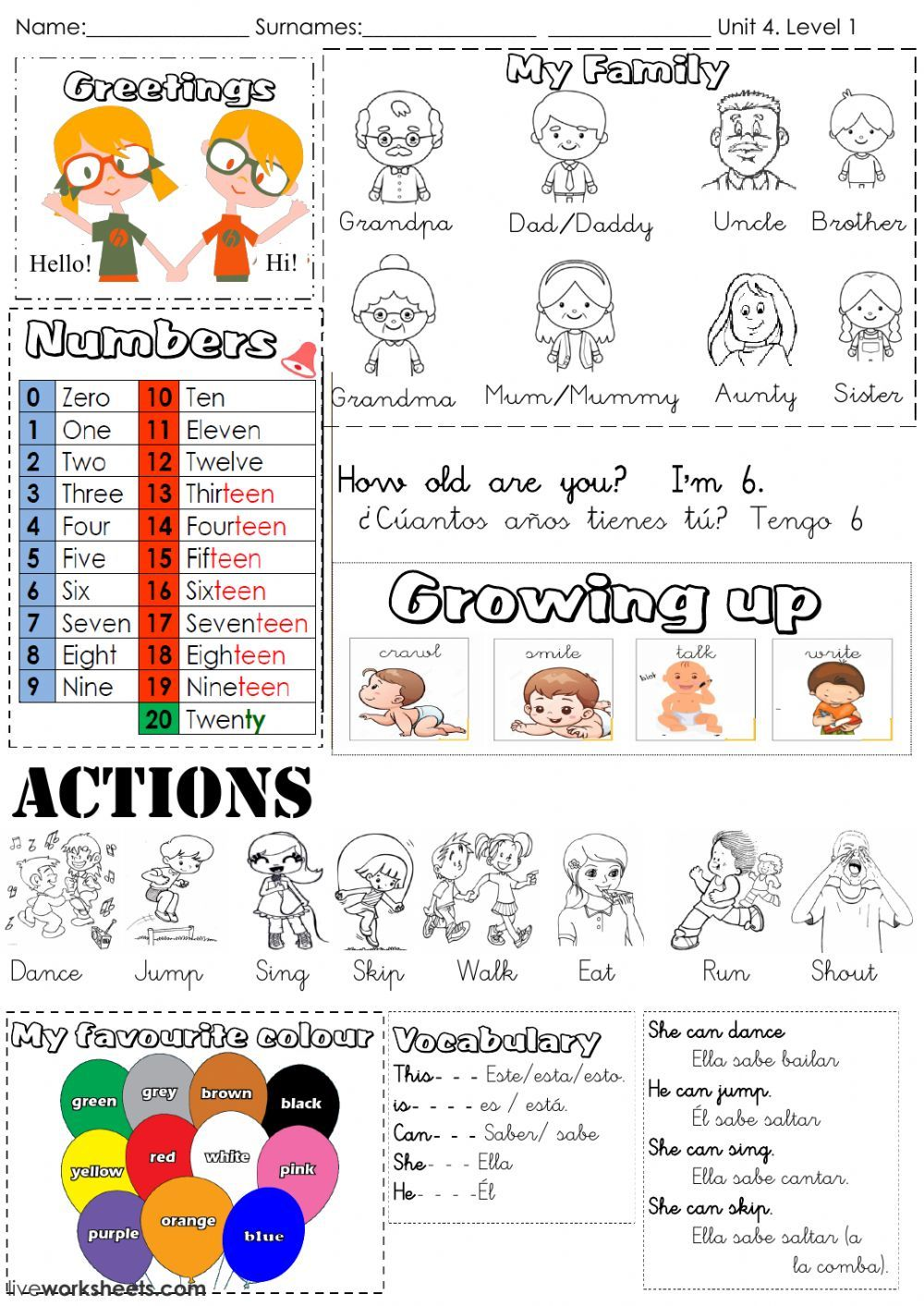 Learning Another Language Through Actions Pdf