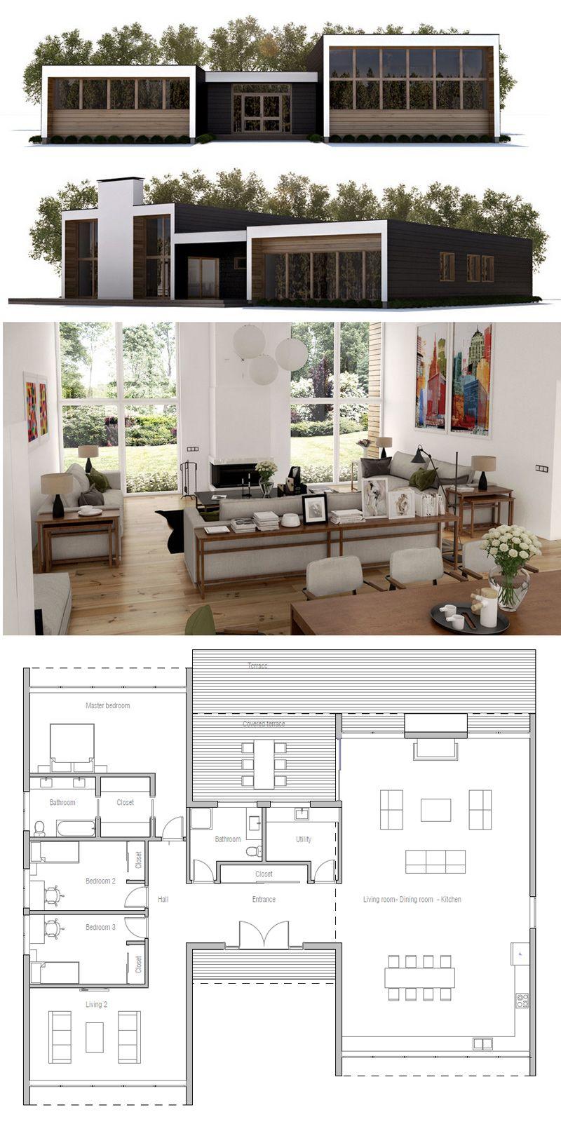 Hausplan, Idee Für Das Haus, Hausidee