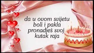 cestitke za rodjendan youtube Lijepe Čestitke za Rođendan   YouTube   mY..Love !   Pinterest  cestitke za rodjendan youtube