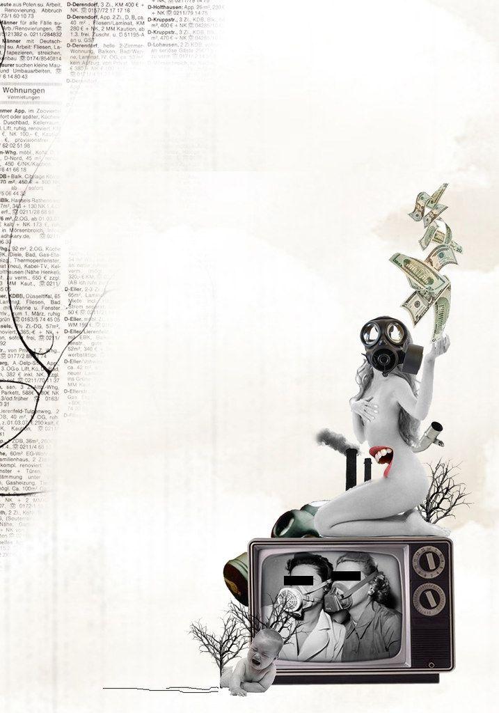 Human Gas Machine | Digital Collage www.graphicart-news.com/… | Flickr
