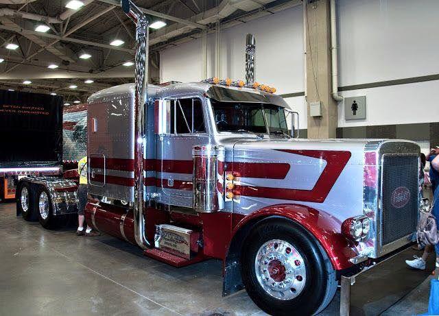 Peterbilt 379 Trucks Peterbilt Trucks Kenworth Trucks