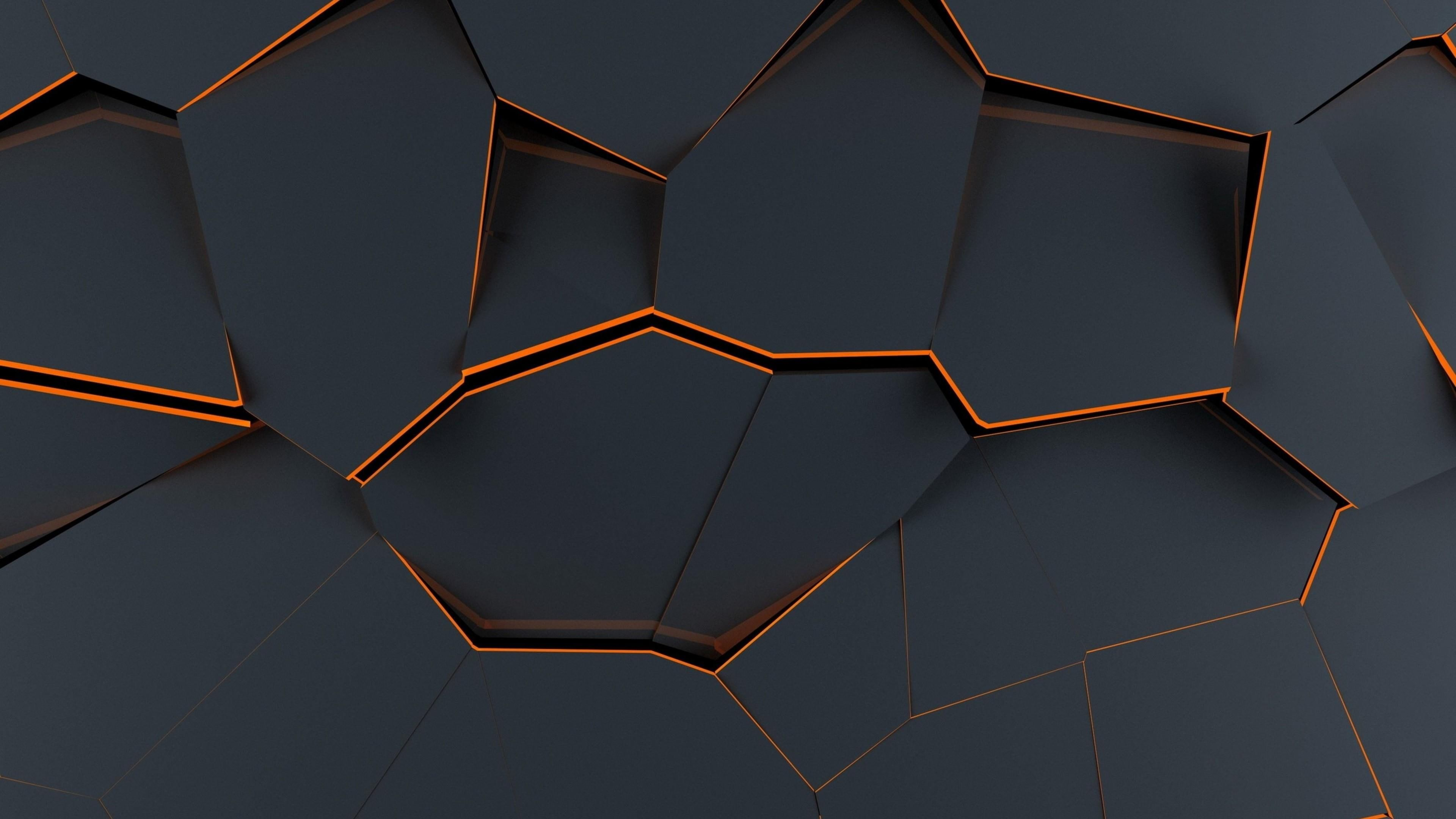 Polygon Material Design Abstract 3d Digital Art Artwork Art