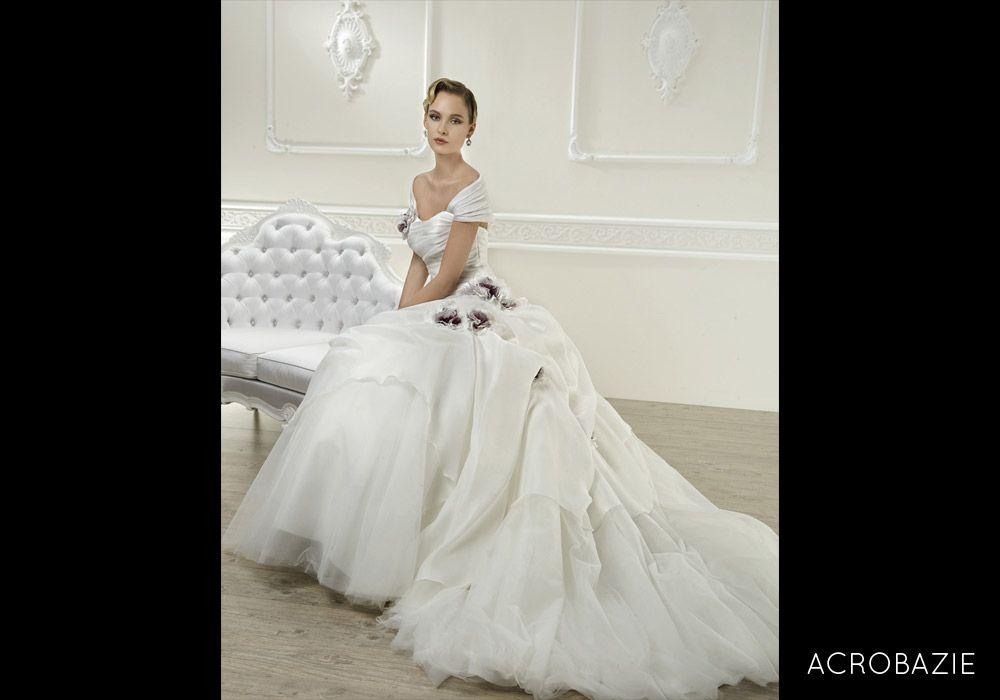 coleccion Novias Haute Couture Acrobazie