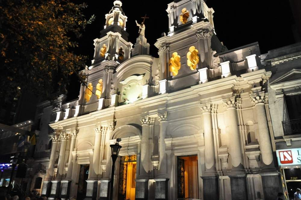 Catedral de la Inmaculada Concepción en Río Cuarto, Córdoba ...