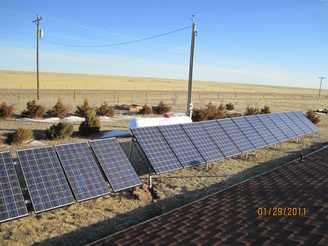 Off Grid Solar Electric Power Systems Complete Solar Power Packages Offthegridpower Off The Grid Power Off Grid Solar Solar Solar Energy For Home