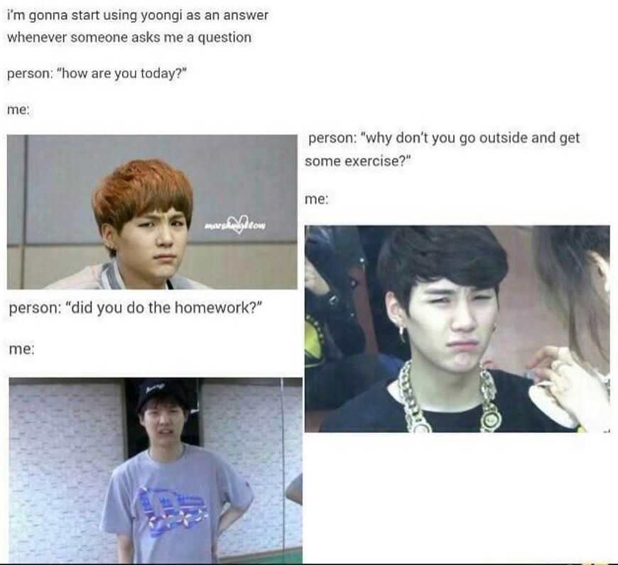 AHAHAHAHAHAHAHAHAHAHA maybe I kindaaa started doing that to a friend but with gifs of her biases just to torture her <3