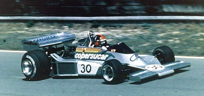 Fittipaldi Fd 04 Automobilismo