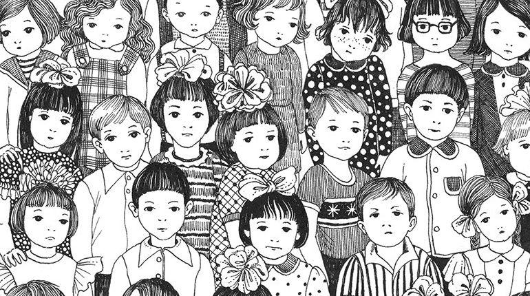 Ecco cosa succede quando un'illustratrice piena di talento decide di disegnare i ricordi e i sogni della sua infanzia. E di farne un libro!