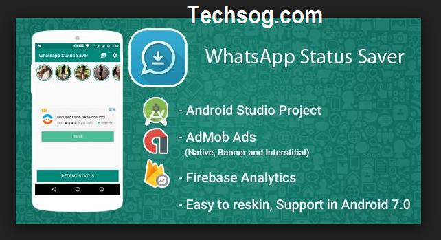 Whatsapp Status Saver App Status Saver For Whatsa In 2019