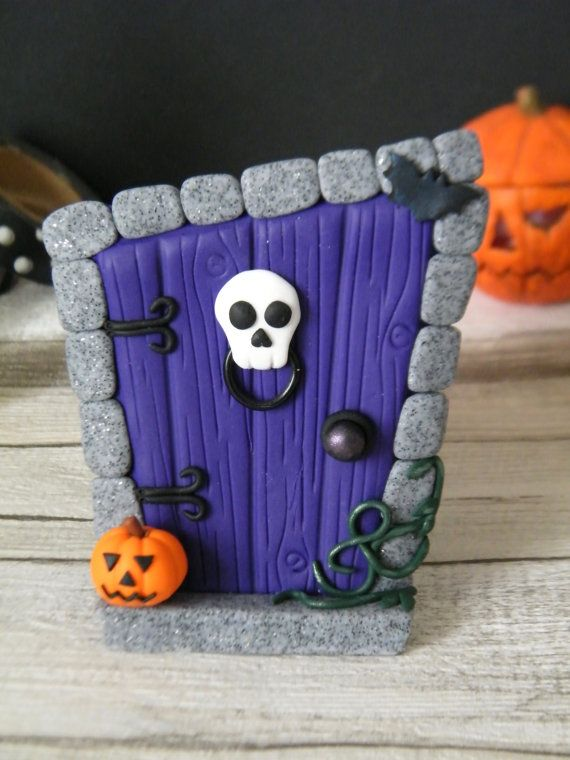 Photo of Halloween decorations clay ideas – FImo DIY, polymer clay tutorials