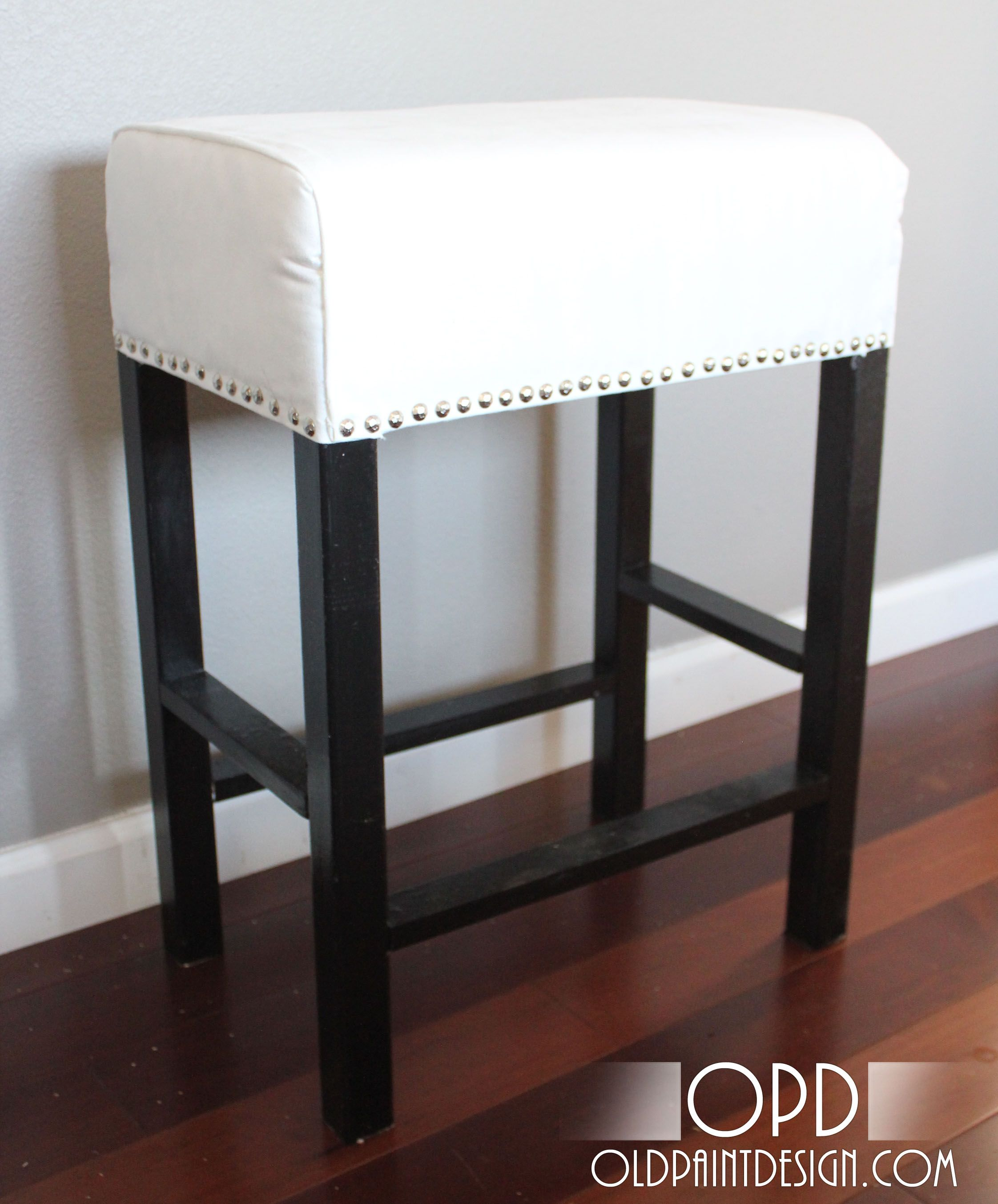 to upholstered this pin could building making make i love plans see stool short it