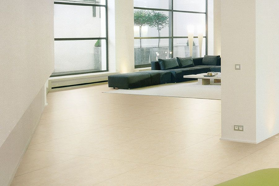 Living Room Using The Cream Tosca Ultra Thin Large Format And