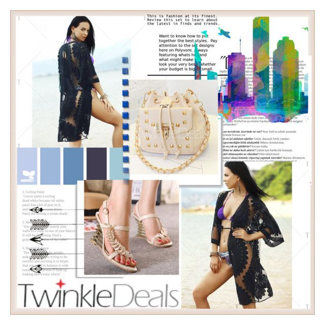 """Twinkle Deals 3/II"" by damira-dlxv ❤ liked on Polyvore featuring Balmain"