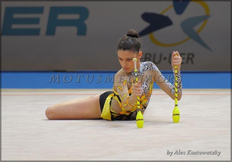 Alexia Kyriazi, Greece, European Championships 2010