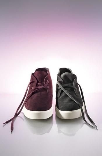 Sneaker time.