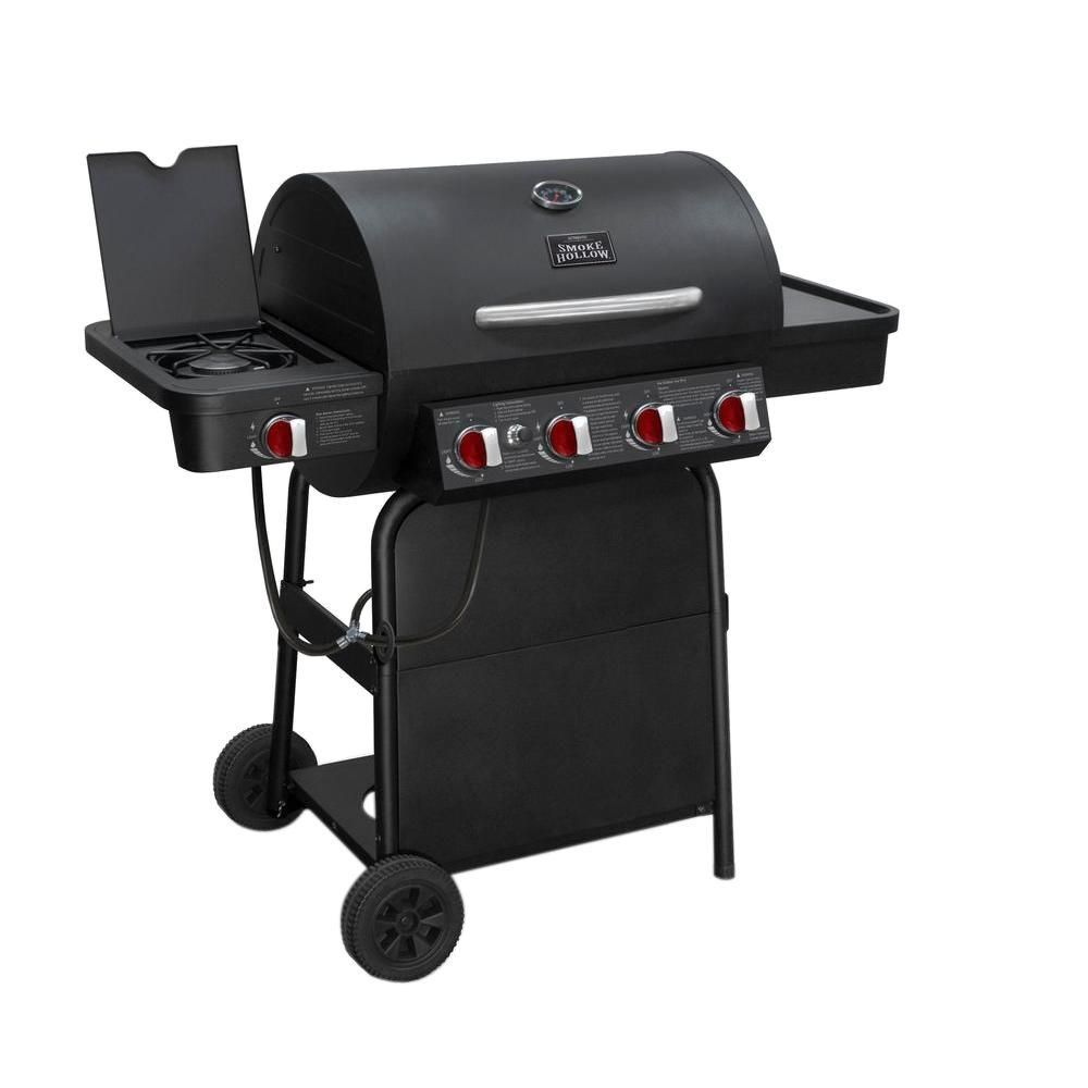 Weber Spirit E 315 3 Burner Liquid Propane Gas Grill In Black 46512001 The Home Depot Best Gas Grills Natural Gas Grill Gas Grill