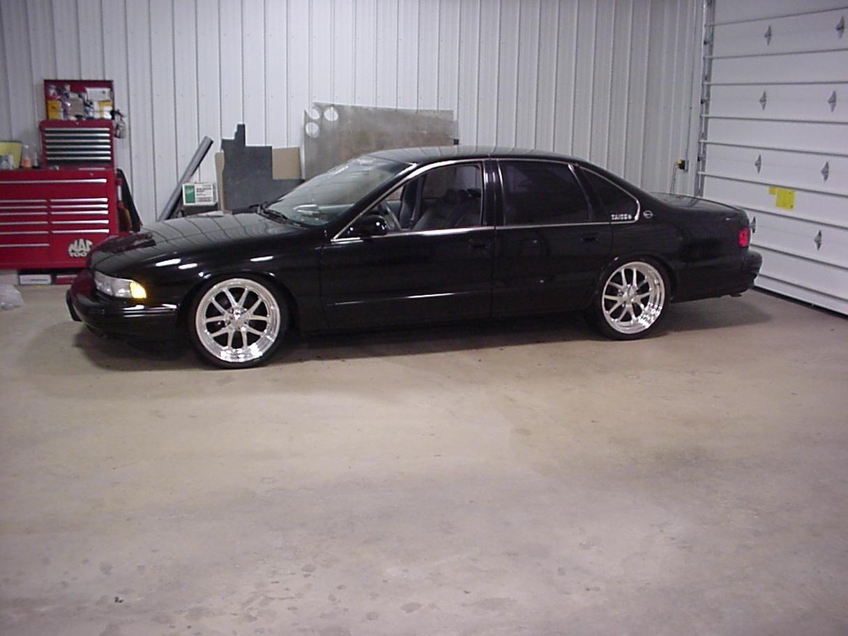 Picture of 1996 impala 4 dr ss sedan