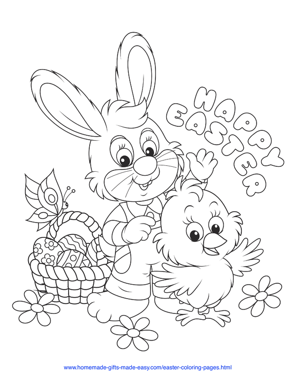 100 Easter Coloring Pages For Kids Free Printables Easter Coloring Pages Easter Colouring Easter Coloring Pictures