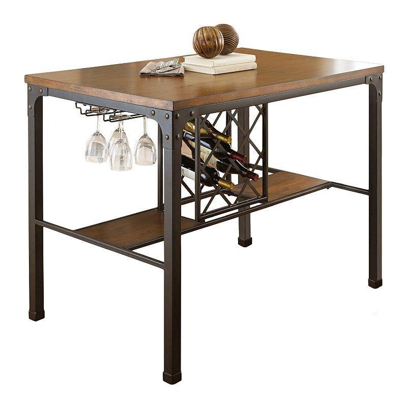 Rebecca Dining Table Multicolor Bar Table Counter Height Dining Table Counter Height Table