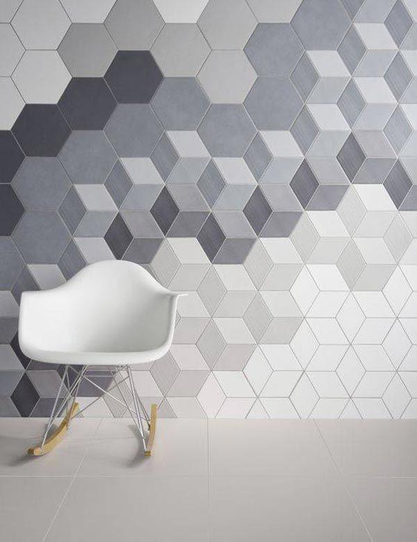 Azulejos Geometricos Hexagonales Una Tendencia Llena De