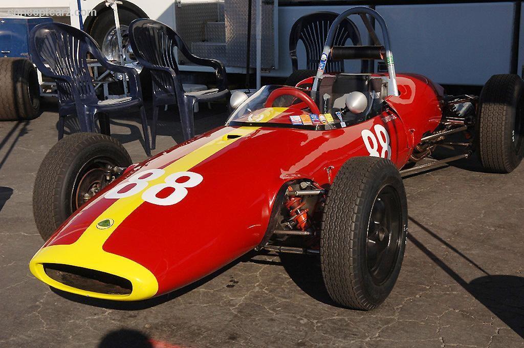 1962 Lotus Type 22 (20/22) | Conceptcarz. | Classic Formula 3 ...
