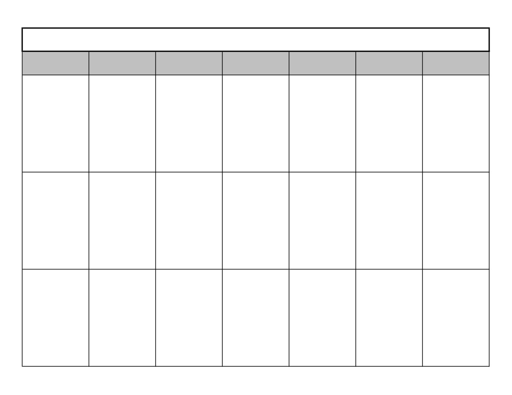 3 Week Calendar - Grude.interpretomics.co Make It | Blank ...