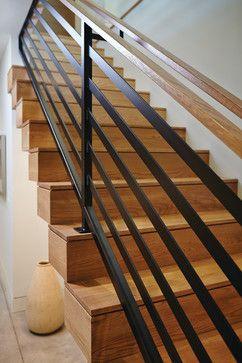 Best Mid Century Modern Midcentury Staircase Grand Rapids 400 x 300