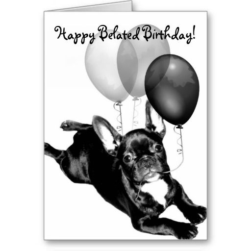 Happy Belated Birthday Wishes In French Quotes Quotegirls Com