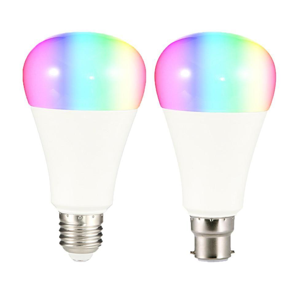Smart Light Bulb App Remote Control Led Smart Wifi Bulb Led Light