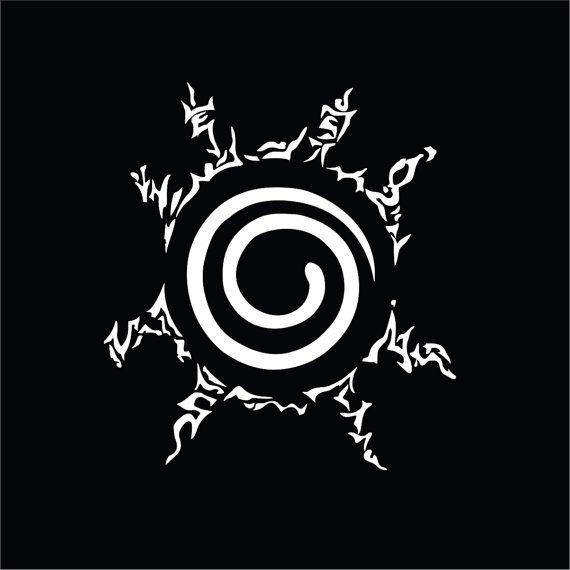 Naruto Curse Symbol