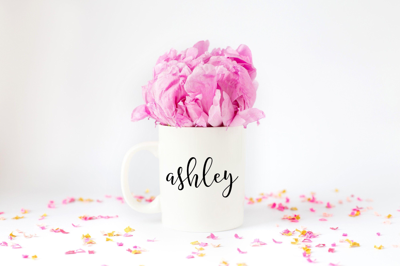 Personalized Coffee Mug for Her, Bridesmaid Gift, Coffee Mug for ...