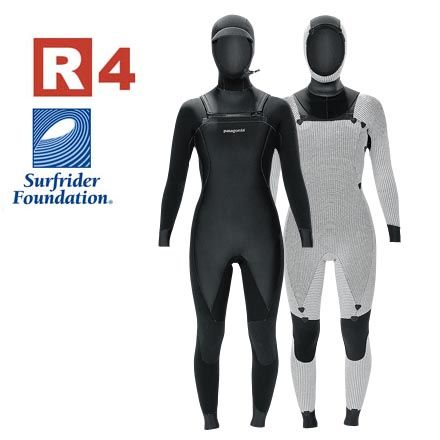 Patagonia Women S Hooded R4 Wetsuit Duiken